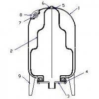 Сменная мембрана для бака Elbi AF 60/80/100